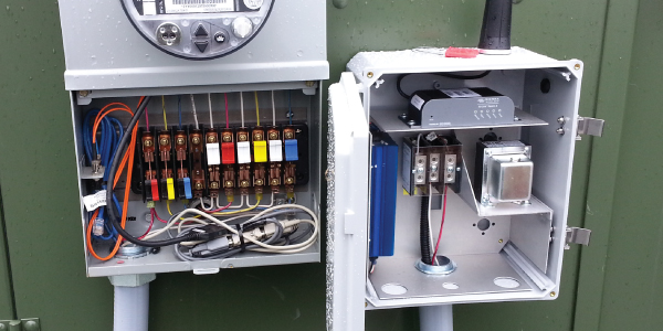 NEMA Enclosure Installation by USAT