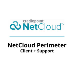 Cradlepoint NetCloud Perimeter Client and Support