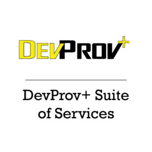 USAT DevProv+ Suite of Services